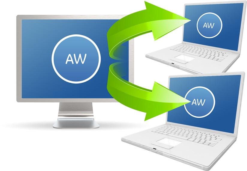 Erweiterte Visualisierung in RemoteAccess